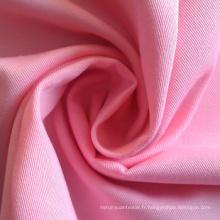 70% Rayon 30% Tissu en polyester T / R Twill Fabric