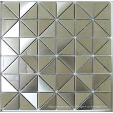 Треугольник из нержавеющей стали Металлическая мозаика (SM265)