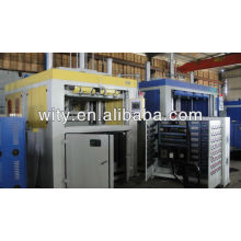 plastic thermoforming Machine(Plastic sheet thermoforming)