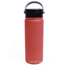 water-sterilizing sports water bottle leak-proof stainless steel self-cleaning water bottle