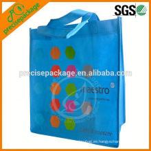 Bolsa de lavandería no tejida pp multicolor para artículos diversos