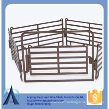 Paneles entero del ganado del cheep de América / paneles galvanizados del ganado / los paneles del ganado de la cerca del metal /
