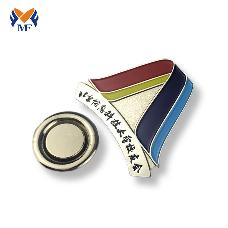 Magnet Pin Badge