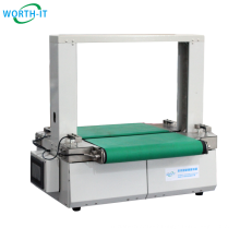 Banding machines bundle security documents banknotes benchtop paper strapper in printing and packaging industry