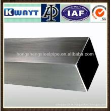 Tubos cuadrados y rectangulares de acero