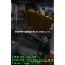 5 axis hard bristl plastic broom making machine