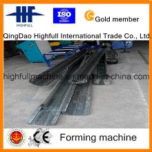 Galvanized Steel Gutter Roll Forming Machine