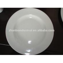 Juego de cena durable de la porcelana de la caja fuerte de la microonda