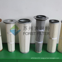 FORST Industrial Antistatic Filter Material PTFE Filter Bag