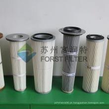 FORST Filtro anti-estático industrial Material PTFE Filter Bag