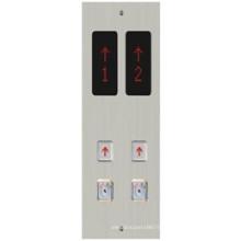 Pièces d'ascenseur, ascenseur Partshall Panel opérationnel à arrêts multiples