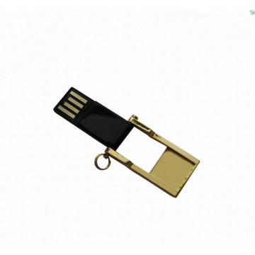 Mini-Metall-USB-Stick Swivel 8GB Pen Drive