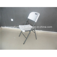 Hotsale Plastic Folding Chair para a atividade ao ar livre Use na fábrica