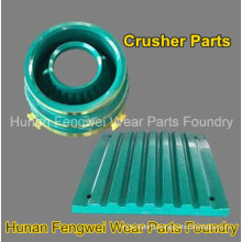 Mining Machinery Parts Wear-Resistant Crusher Parts