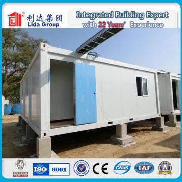 Casas modulares modernas do recipiente do restaurante / casa pré-fabricada do contentor