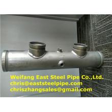 Weifang East Fittings Geschweißte UL FM Stahlrohr