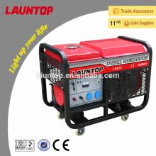 Дизельный генератор мощностью 10 кВт с 4-х тактным, воздушным охлаждением, двухцилиндровый