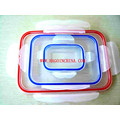 Food Container Silicone Rubber O Ring