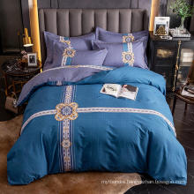 Home Decoration Cheap Price Bedding Set Cotton Fabric Comfortable for Single Bed Sheet