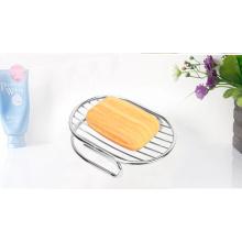 Plateau de support de boîte de vaisselle de savon de salle de bains d'acier inoxydable