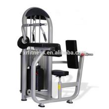 Máquina de equipamentos de fitness comercial forte Extensão de tríceps