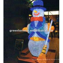 3D LED acrylic motif light