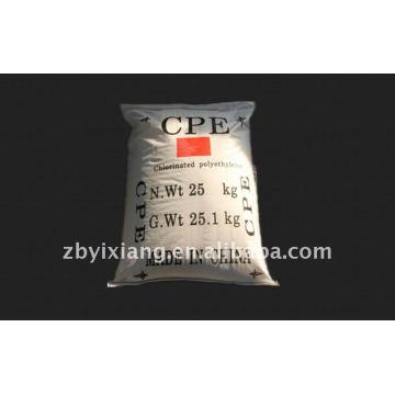 CPE (хлорированный полиэтилен), CPE135A, химический вспомогательный агент