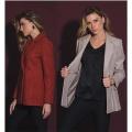 Jaqueta da moda casaco personalizado para o inverno