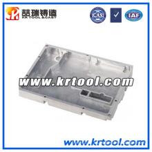 La alta precisión de aluminio a presión el recinto de la unidad de discos duros