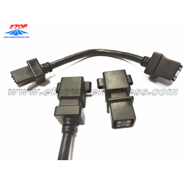 4 pin power plug and socket