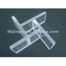 Transparentes pvc steifes Blatt benutzt im Ausrüstungsschutz