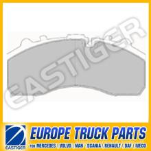 Truck Parts for Daf Brake Pads 29087
