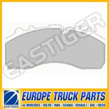 Peças de camiões para pastilhas de travão Daf 29087