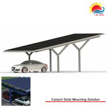 Dauerhaft im Einsatz bodenmontierten Solar Rack System (SY0489)