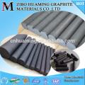 Poste de carbono / grafite de alta pureza e alta resistência