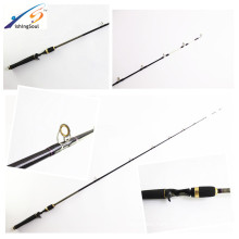 CTR005 china factory product carbon fiber blanks fishing rod surf casting