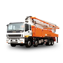 Shantui 56M Truck-Mounted Concrete Pump