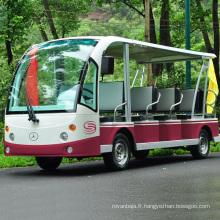 Bus touristique électrique de 14 places pour les sites pittoresques (DN-14)