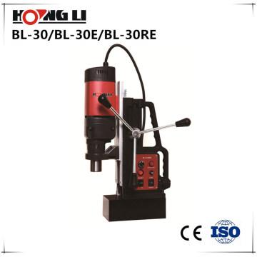 Hongli Multi-Functional 30mm Magnetic Core Drilling Machine (BL-30/BL-30E/BL-30RE)