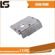 Peças de fundição sob pressão para cobertura lateral para máquina de costura