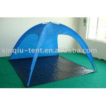2 -3 человека снаружи пляже палатку ЧП тени пол