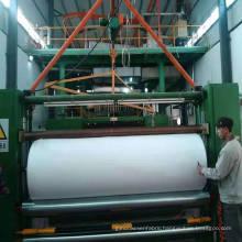 New high yield polypropylene nonwoven fabric machine