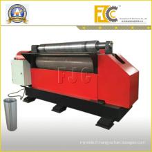 Machine de fabrication de rouleaux de poubelle en acier hydraulique