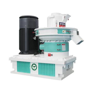 Máquina de granulación de madera de pino
