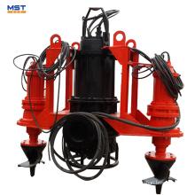 Pompes submersibles à pompe de puits 15hp
