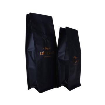 Sacos de café biodegradáveis ​​High-end Drip Cafe 1000g