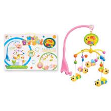 Электрический Музыкальный Милые Вращающихся Кровать Колокол Детские Игрушки Пластиковые