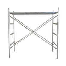 Galvanized welded  Frame Scaffolding