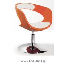 Cadeira de bar acrílica de design novo com PU (HYL-8011)