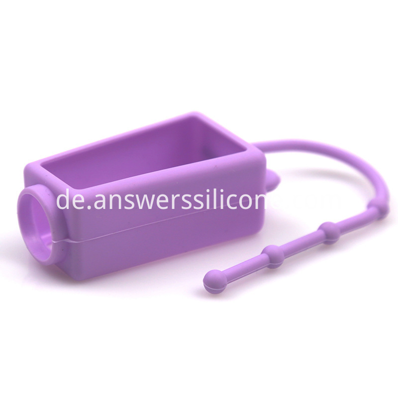Silicone Cover Purple